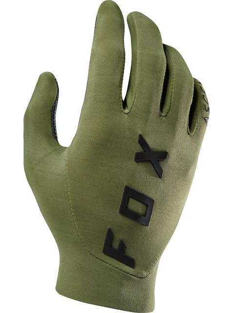 Fox Ascent Gloves Men dark fatigue